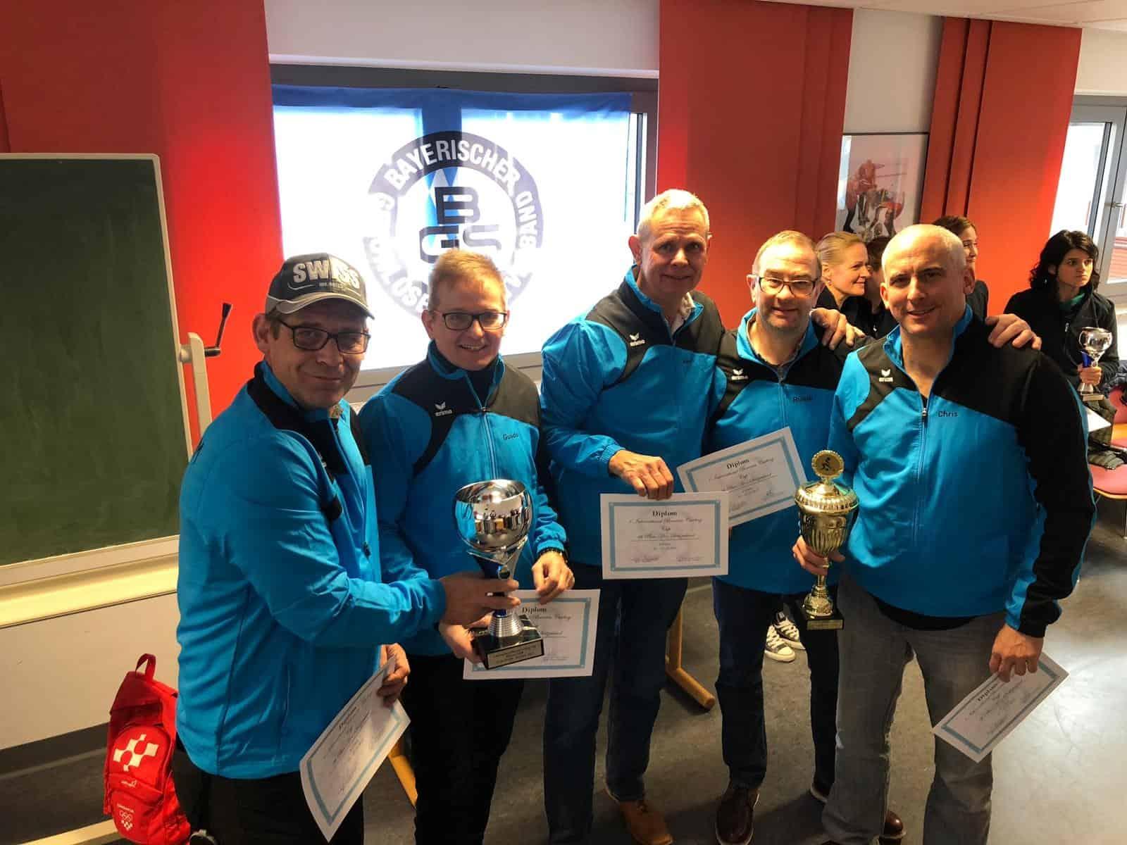 Gehörlosen Turnier Füssen 2018