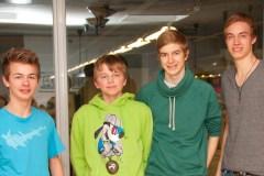 Juniorenturnier Wetzikon 2013