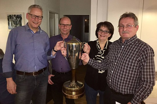 Clubmeisterschaft Curling Club Wetzikon