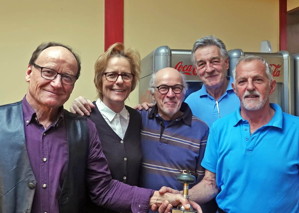 Curling Club Wetzikon Veteranen