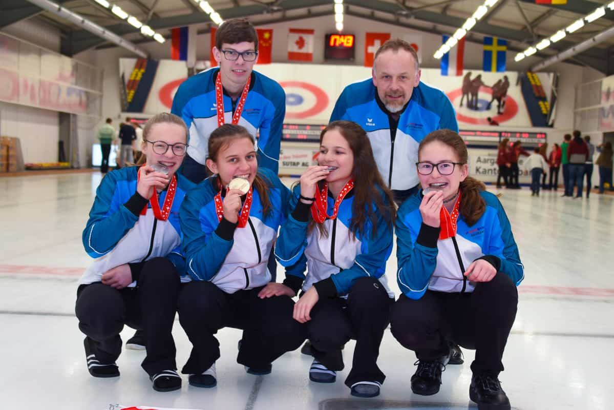 Curling Wetzikon Juniorinnen
