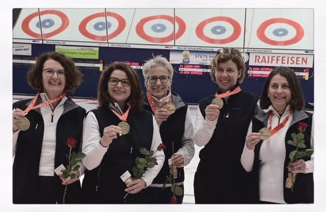 Seniorinnen Curling Club Wetzikon