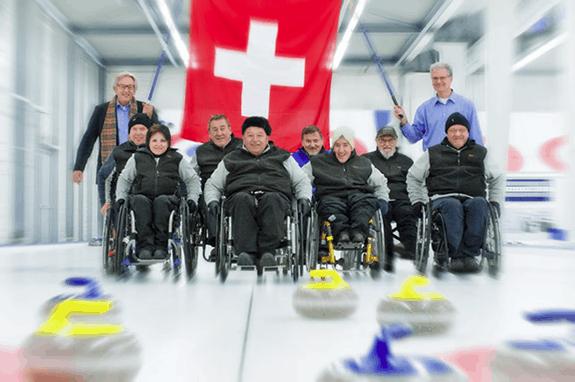 Rollstuhl Schweizermeisterschaft in Wetzikon