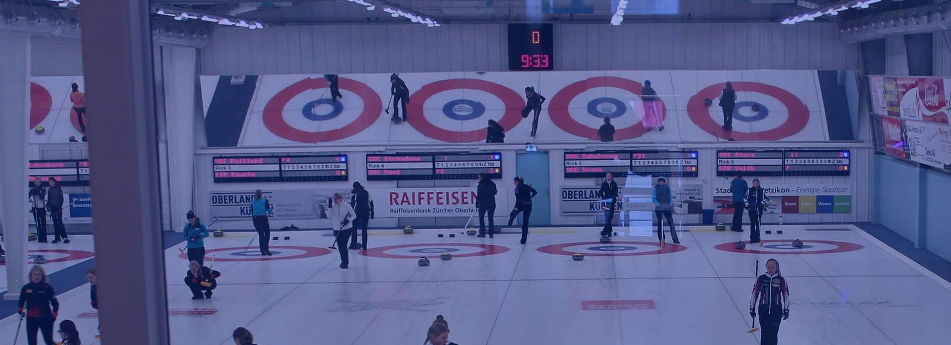 Curlinghalle in Wetzikon