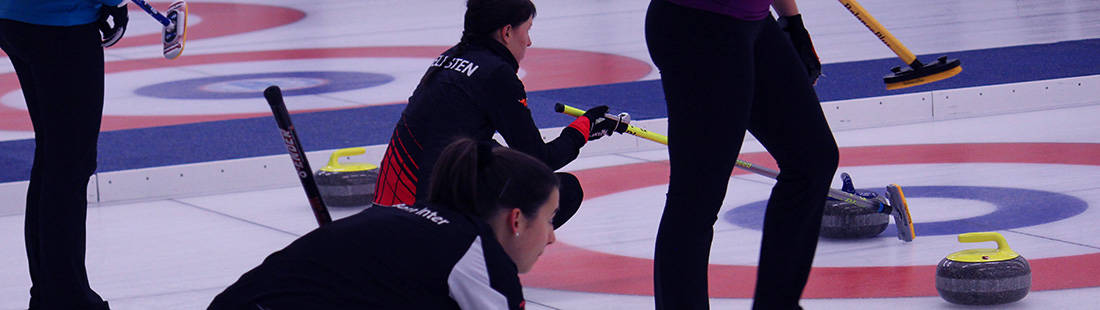 Internationales Frauen Curlingturnier Wetzikon
