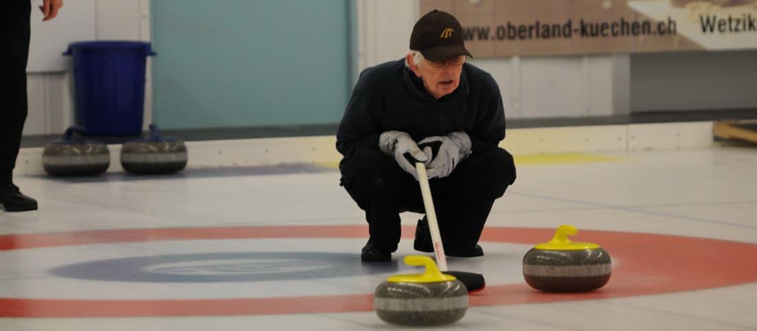 Curling Wetzikon Veteranen