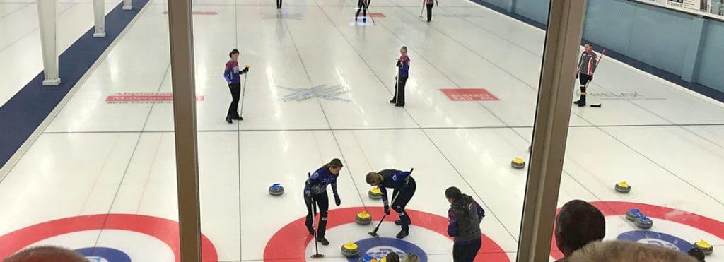 Turniere im Curling Club Wetzikon