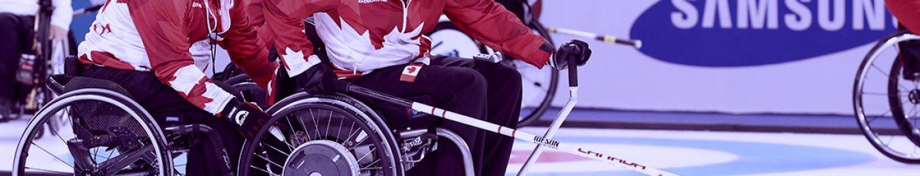 Rollstuhlcurling Curling Club Wetzikon